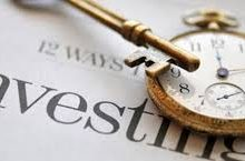 'Invest' Your Time