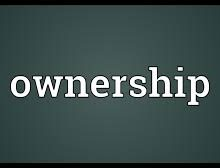 Employment VS. Ownership