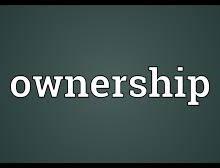 Employment VS. Ownership