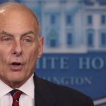 General Kelly and President Trump