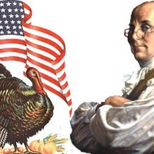 4th of July and Benjamin Franklin